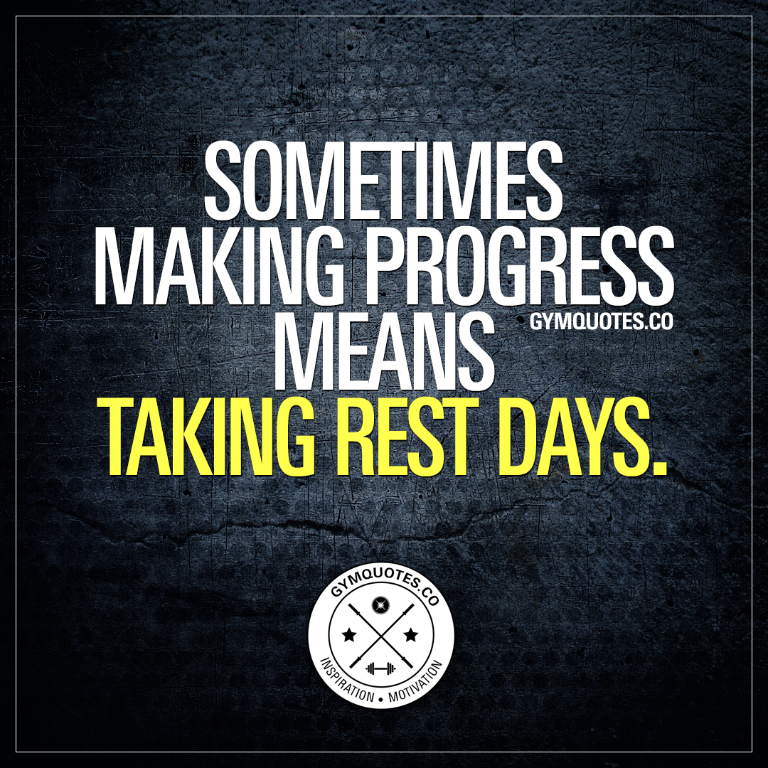 Image result for gym rest quotes