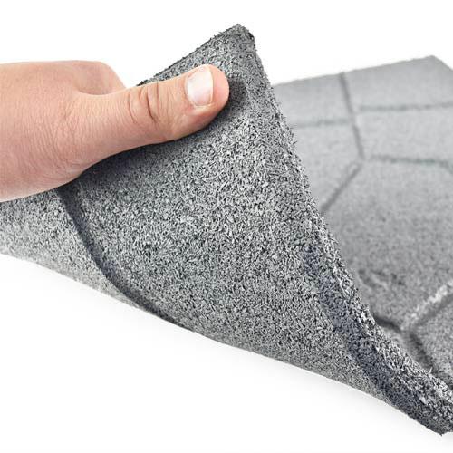rubber patio paver tiles