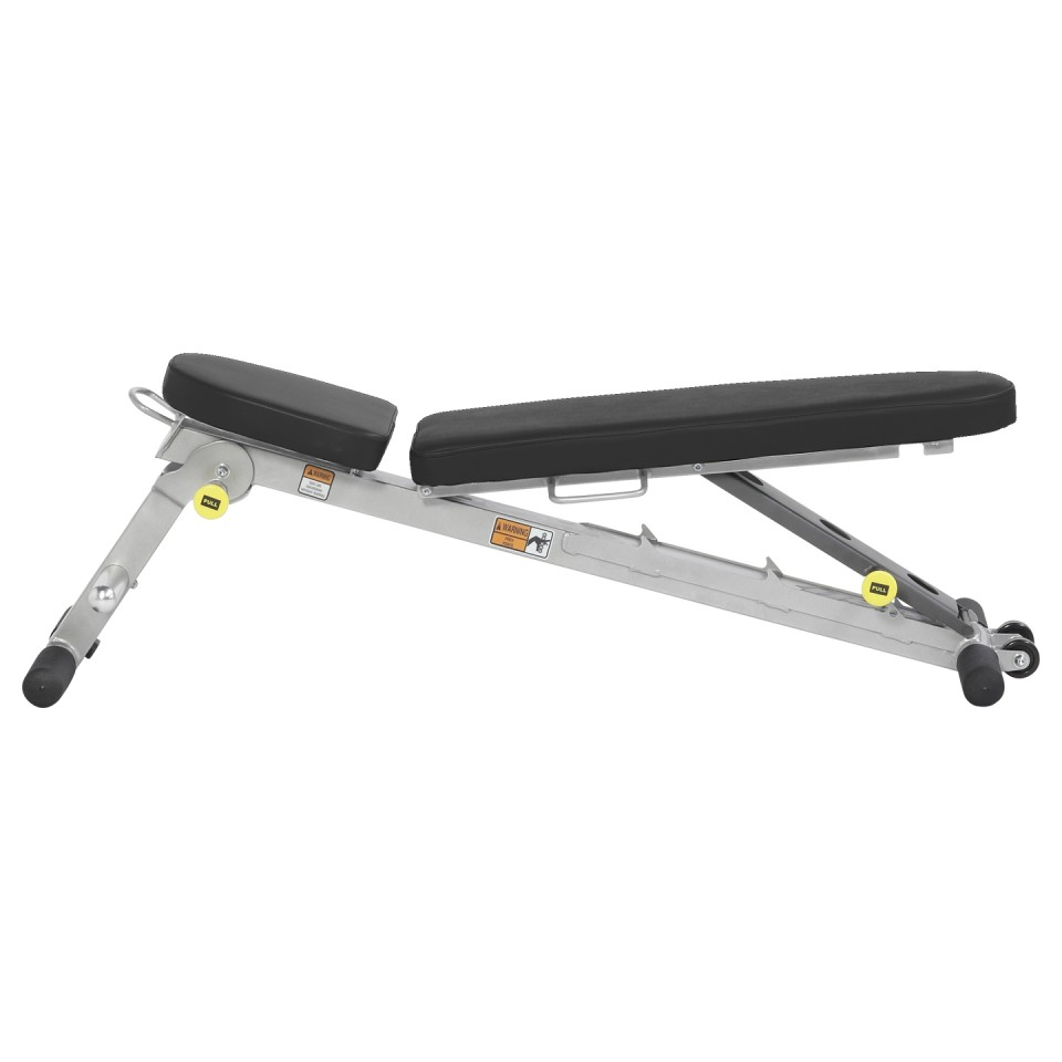 Hoist Hf 4145 Adjustable Folding Multi Bench Gym Source