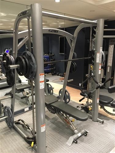 Cybex Smith Machine New Style  GymStorecom
