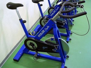 Pulse Fitness Spinningcykel
