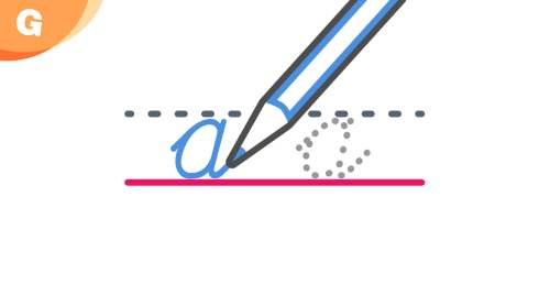 small resolution of Interactive Handwriting Practice Lessons (Numbers \u0026 Letters)