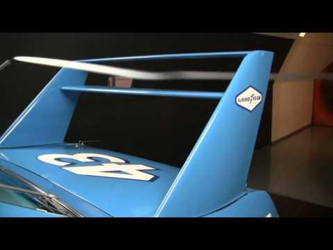 """Wind Tunnel Test: """"43"""" 1971 Petty Superbird"""