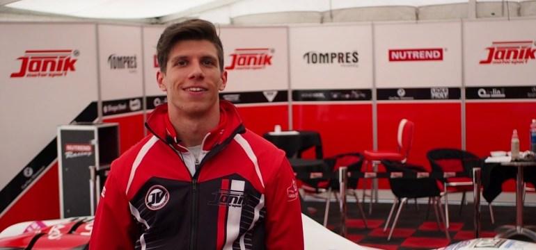 Volentér Balázs – LMP3 – FIA CEZ Red Bull Ring 2019