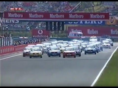 Clio Kupa Hungaroring – F1 betétfutam – 2004 RTL Klub