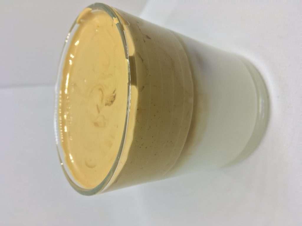 jeges habos kávé (dalgona kávé)