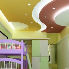 False Ceiling Designs For Small Living Room Design Ideas Apartment Kids | Saint-gobain Gyproc ...