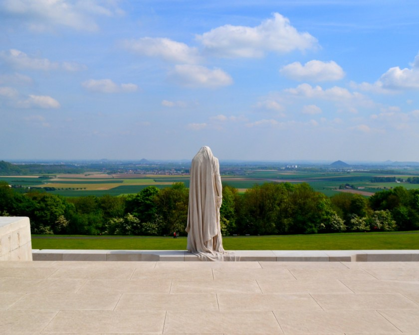 vimy-mourning