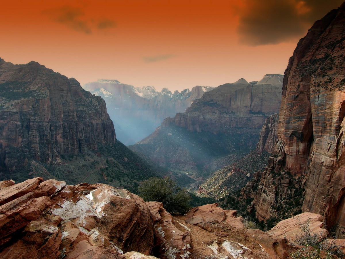 5 Trails You Definitely Need to Hike in Zion National Park