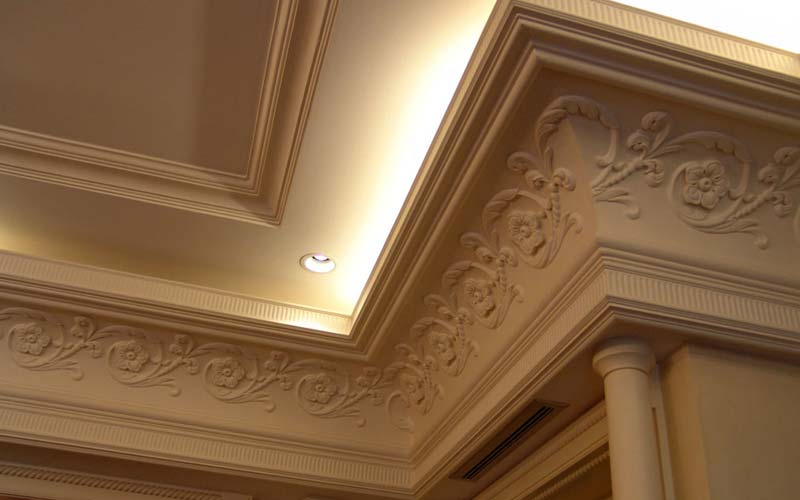 Ceiling with Gypsum Board  MEL Group