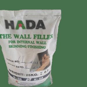 Hada Gypsum Filler skimming compound