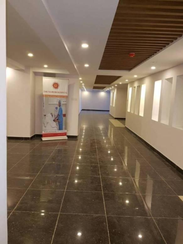 Gypsum ceiling hospitals