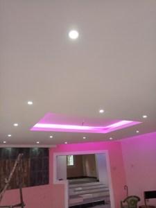 gypsum ceiling lounge homabay