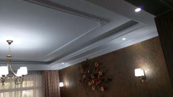 Gypsum ceiling material list