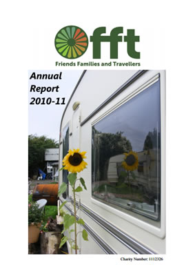 thumbnail of cover for 'Annual Report 2010-2011' FFT