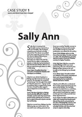 thumbnail case study 'Sally Ann'