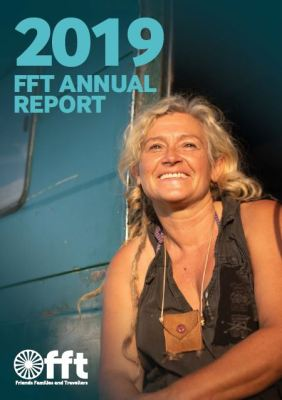 Front cover of FFT Annual Report 2019