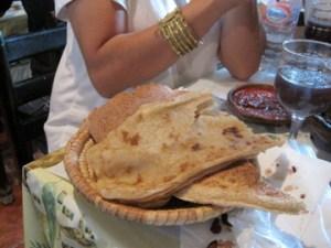 naan bread. ...the best!