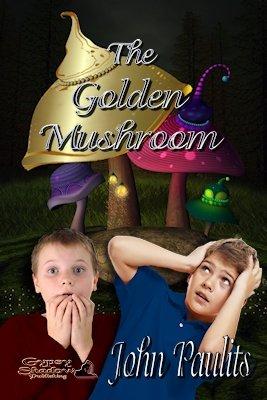 The Golden Mushroom by John Paulits