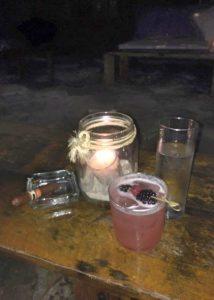Drinks at Drinks at Gitano Tulum