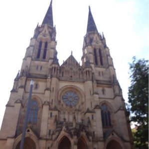 A Cathedral in Stuttgart