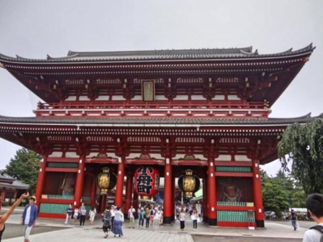 Sensō-ji Temple Tokyo