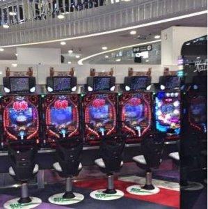 Pachinko Casino in Tokyo