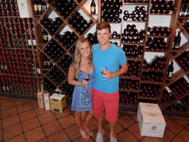 L.A. Cetto winery Baja California