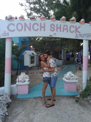 Conch Shack Turks and Caicos