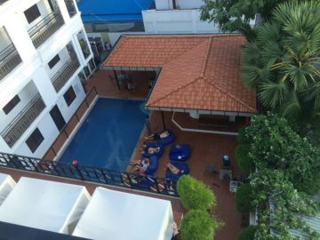 The Mad Monkey Hostel in Cambodia