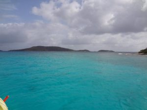 Turquoise Caribbean Water