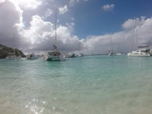 Sailing Virgin Islands