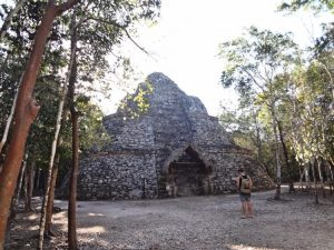 Coba Mayan ruins- the best Tulum day trips