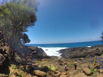 View from Queen's Bath Kauai