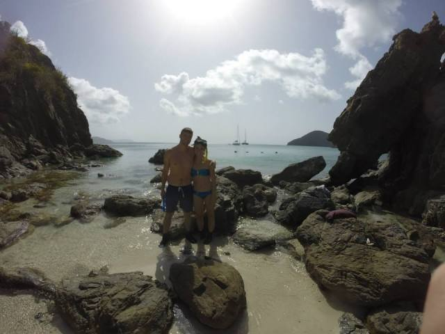 british virgin islands snorkeling