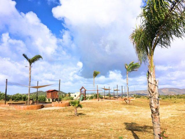 Villas Victoria in the Valle de Guadalupe