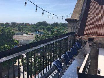 cocinero rooftop cuba