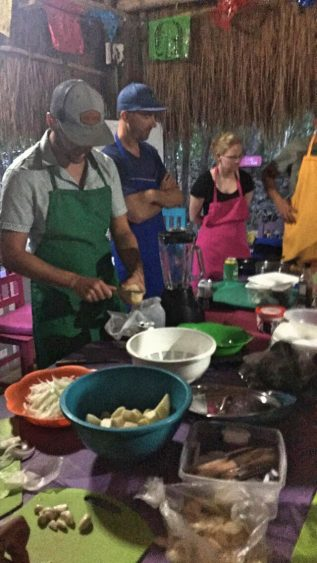 cooking class tulum