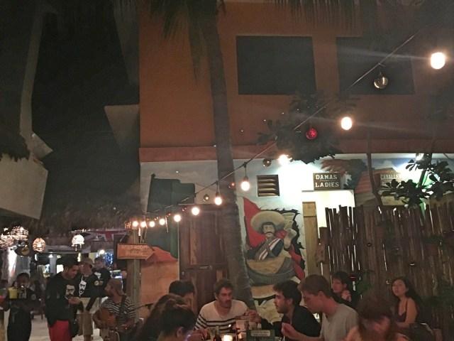holbox island restaurant