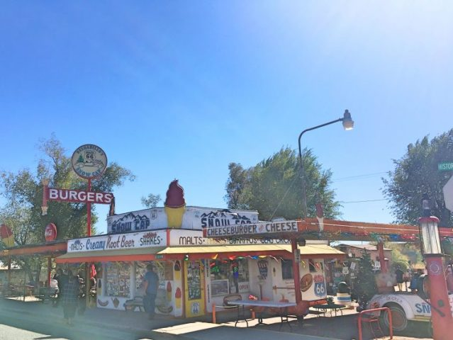 route 66 stores
