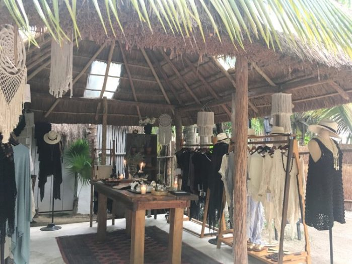 shop in tulum _