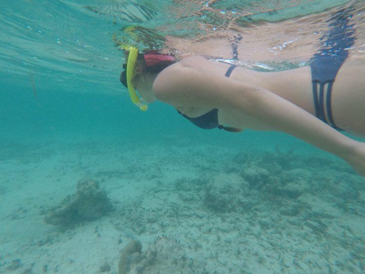 snorkeling soliman bay