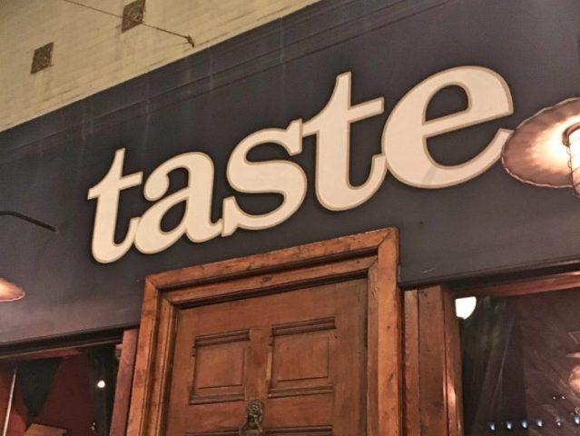 Taste restaurant St. Louis