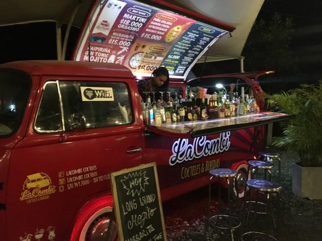 bar salento food truck