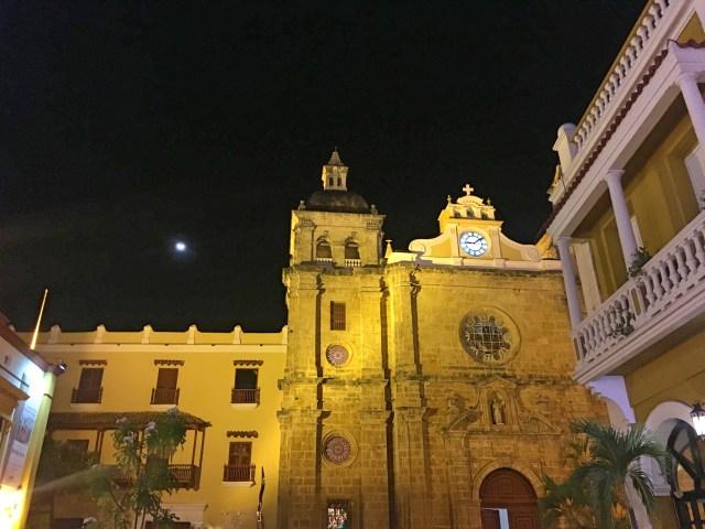 cartagena church