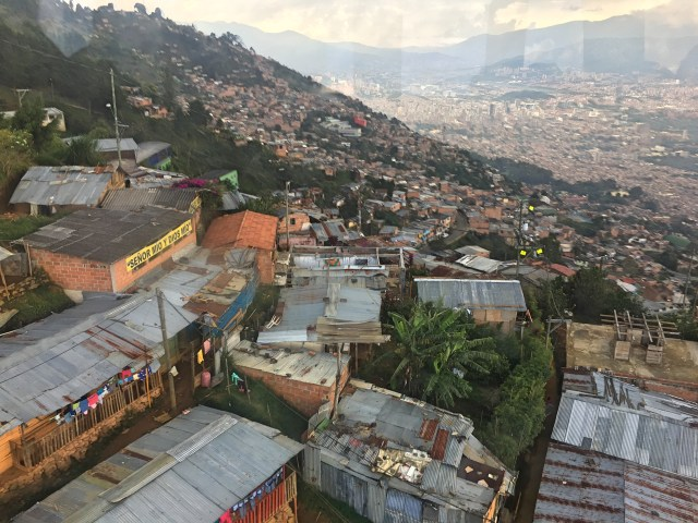 medellin favela