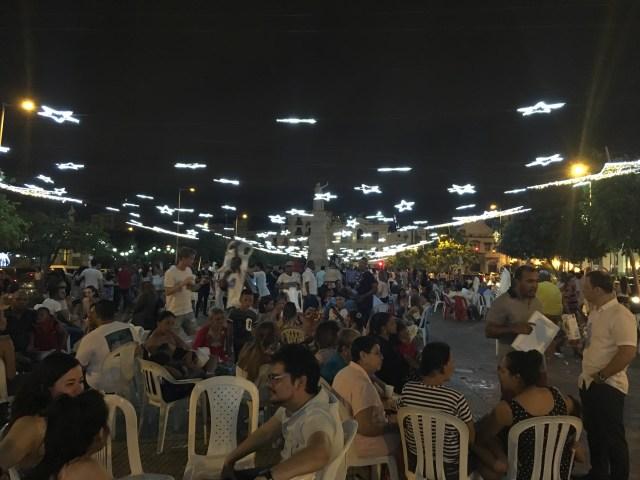 new years night in cartagena