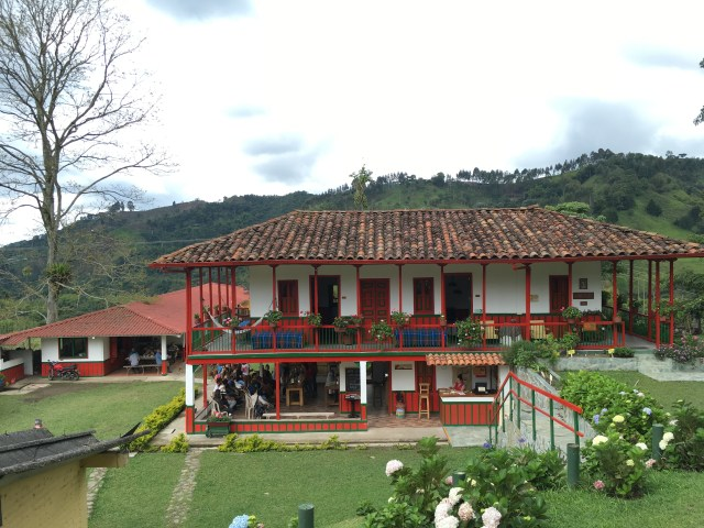 salento colombia coffee farm