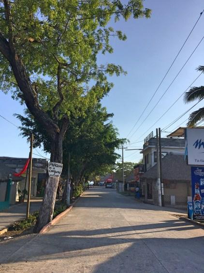 monterrico town