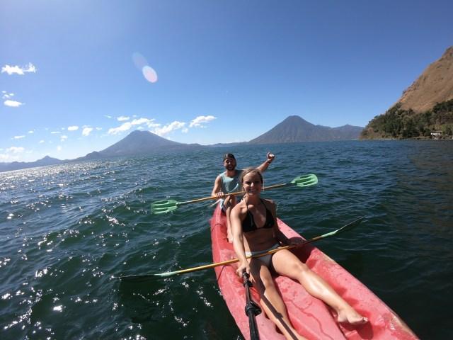 santa cruz kayak